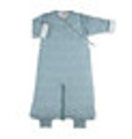 Bemini MAGIC BAG® / 3-9m / mineraal blauw / quilted / tog 1.5 - OSAKA65OU