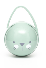 Suavinex Duo soother holder mint bunny