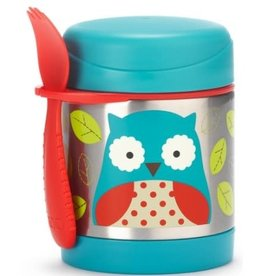 Insulated food jar Owl