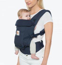 Ergobaby Adapt-Babydraagzak Navy Mini Dots