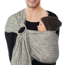 Babylonia Porte-bébé - BB-sling - Bold - froncé