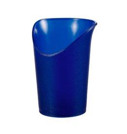 Difrax Tasse à boire pratique bleu foncé