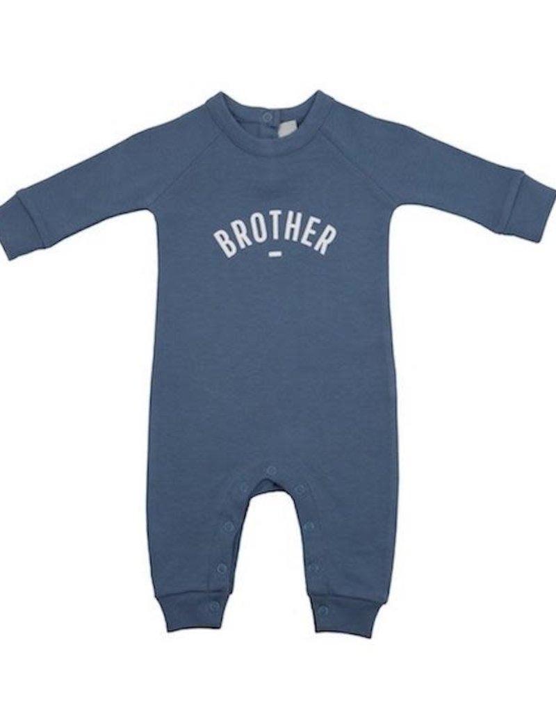 Bob & Blossom Barboteuse frère bleu 6-12 mois