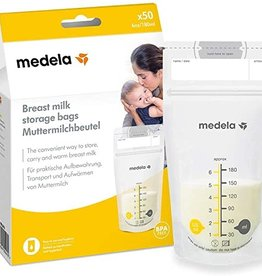 Medela Breast milk storage bags x50