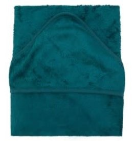 Timboo Hooeded towel xl - deep lake