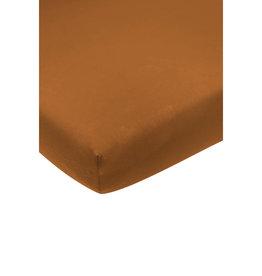 Meyco Jersey Hoeslaken 70x140/150 Camel