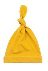 Timboo Baby bonnet new born ochre