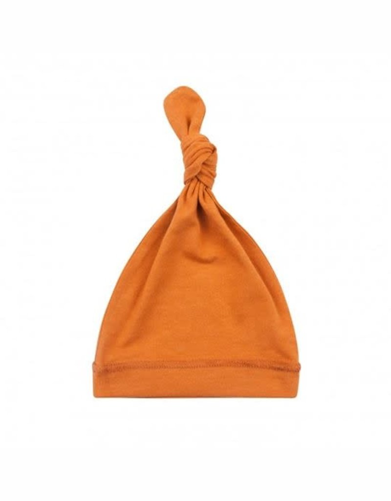 Timboo Bbay bonnet new born inca rust
