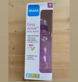 Mam Mam Easy active 330ml 4m + princesse violette