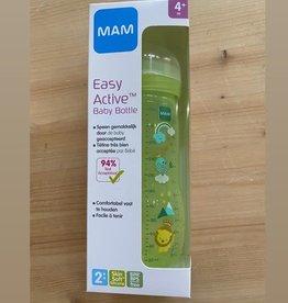 Mam Mam Easy active 330ml 4m + animaux verts