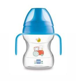 Mam Mam Learn to drink cup 6m + tracteur bleu
