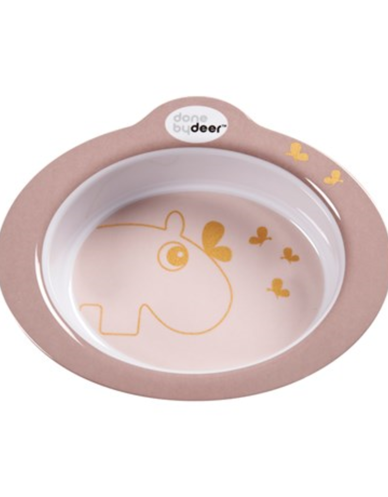 Done by Deer Anti-slip bowl Contour Powder