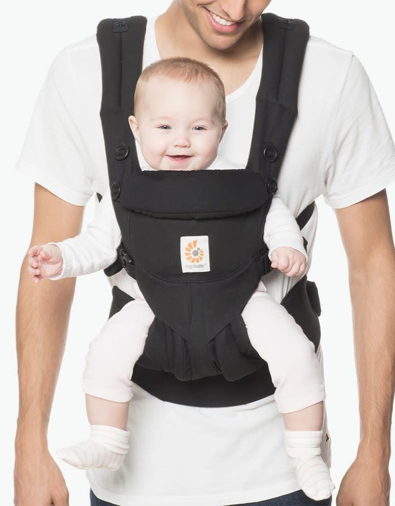 Ergobaby Ergobaby Omni 360 Baby Carrier All-In-One Pure Black