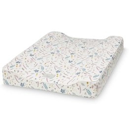 CamCam Changing Pad - OCS Pressed Leaves Rose