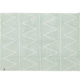 Lorena Canals Tapis Lavable Hippy Mint