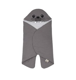 Baby Bites SEAL WRAP LIGHT GREY