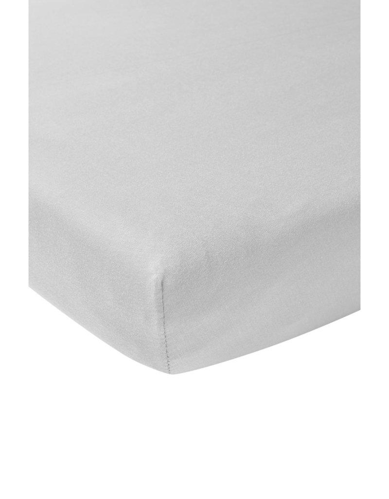 Meyco Hoeslaken grijs 50x90