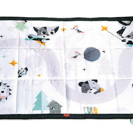 Tiny Love Tapis Géant Black & White