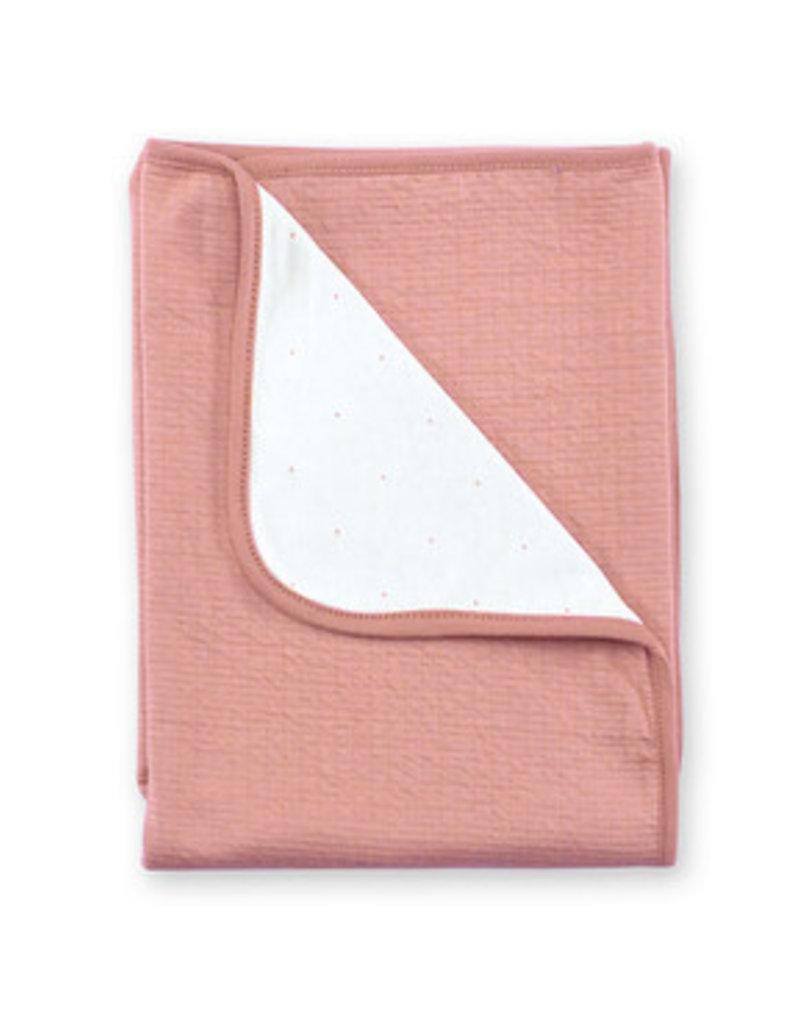 Bemini Couverture / 75x100cm / sienna / tetra jersey