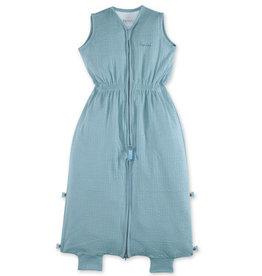 MAGIC BAG® / 18-36m / mineraal blauw / tetra jersey / tog 1
