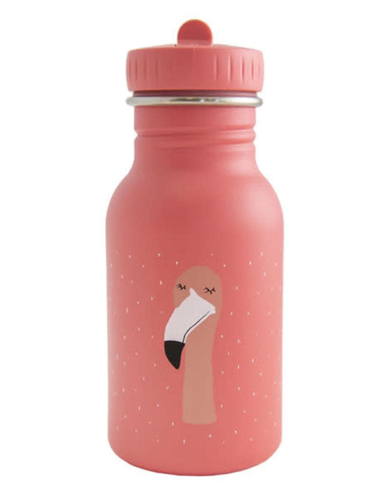 Trixie Drinkfles 350ml Mrs. Flamingo