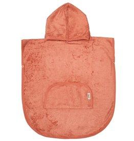 Timboo PONCHO Apricot Blush