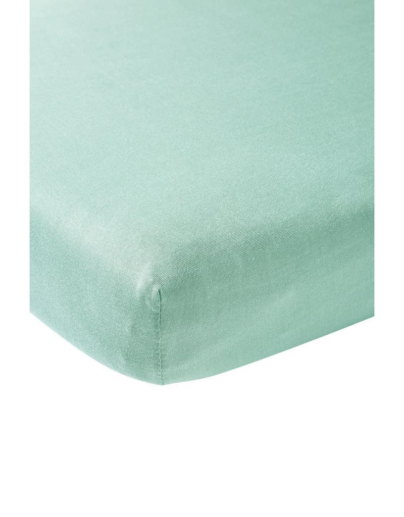 Meyco Drap housse 50x90 new mint