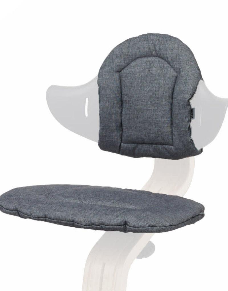 Nomi Kussen voor kinderstoel grey/sand