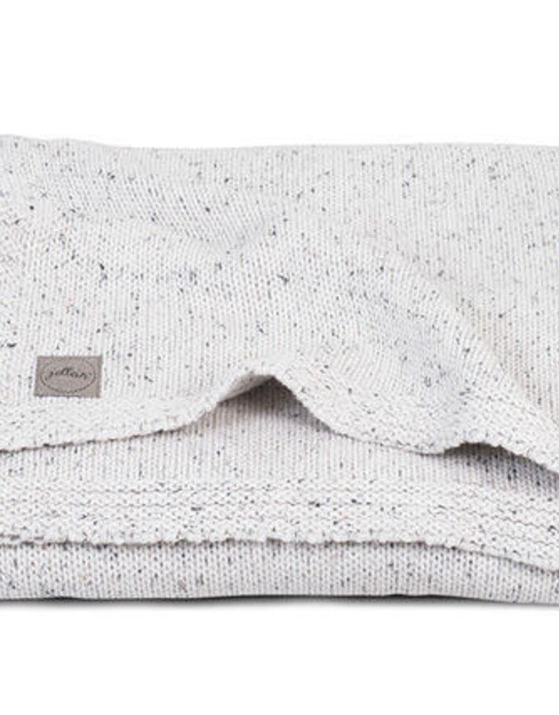 Jollein Couverture 75x100cm Confetti knit natural