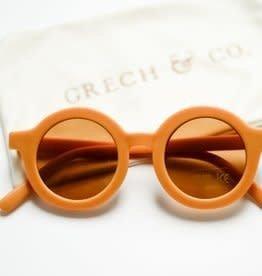 Grech & Co Lunettes de soleil Golden