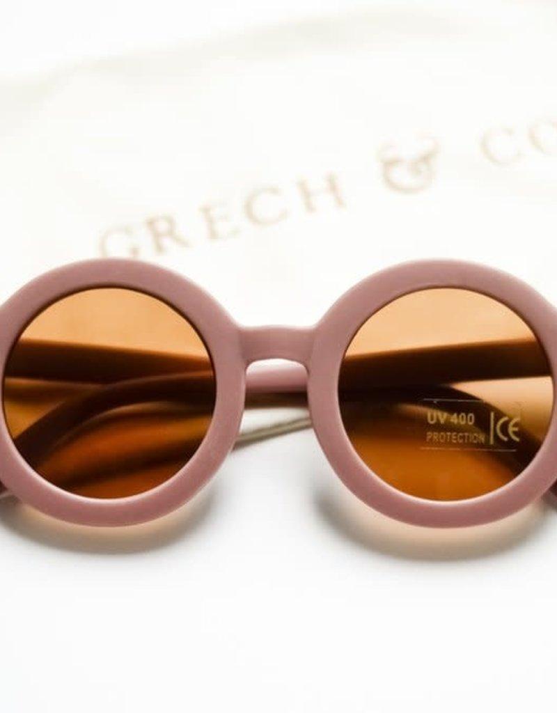 Grech & Co Zonnebril Burlwood