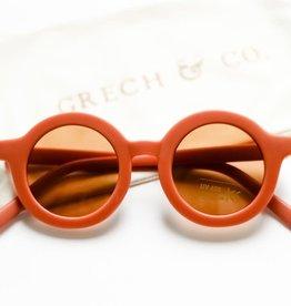 Grech & Co Lunettes de soleil Rust