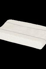 Bébéjou Aankleedkussenhoes 72x44 cm Fabulous Shadow White
