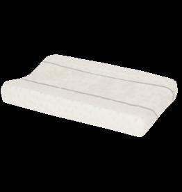 Bébé-jou Housse de matelas à langer 72x44 cm Fabulous Shadow White