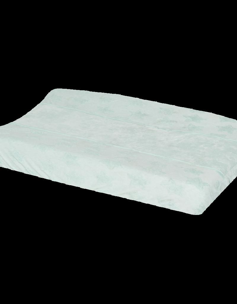 Bébé-jou Housse de matelas à langer 72x44 cm Fabulous Morning Mint