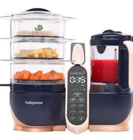 Babymoov Nutribaby(+) XL keukenmachine met kook- en mixfunctie