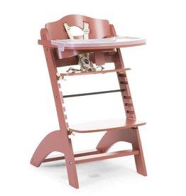 Childhome Lambda 3 chaise de salle à manger Red Brick