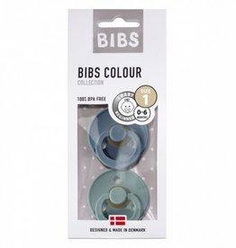 BIBS Bibs Maat 1 Petrol/Island
