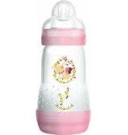 Mam Easy Start™ Anti-Colic 260ml Nature Roze Safari - Babyflesje