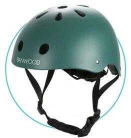 Banwood Casque cyclisme vert foncé