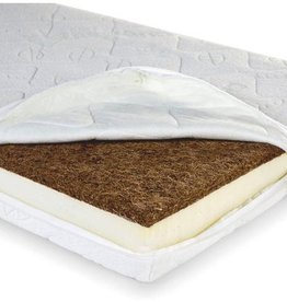 Childhome Duo kokos natural safe sleeper matras 60x120x12 cm