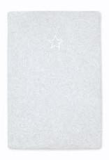 Bemini HOUSSE DE COUSSIN / 60x85cm / gris clair chiné / éponge - BMINI90TM