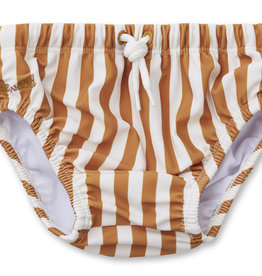 Liewood Baby Boy Swim Pants 'Mustard' - Frej 9M
