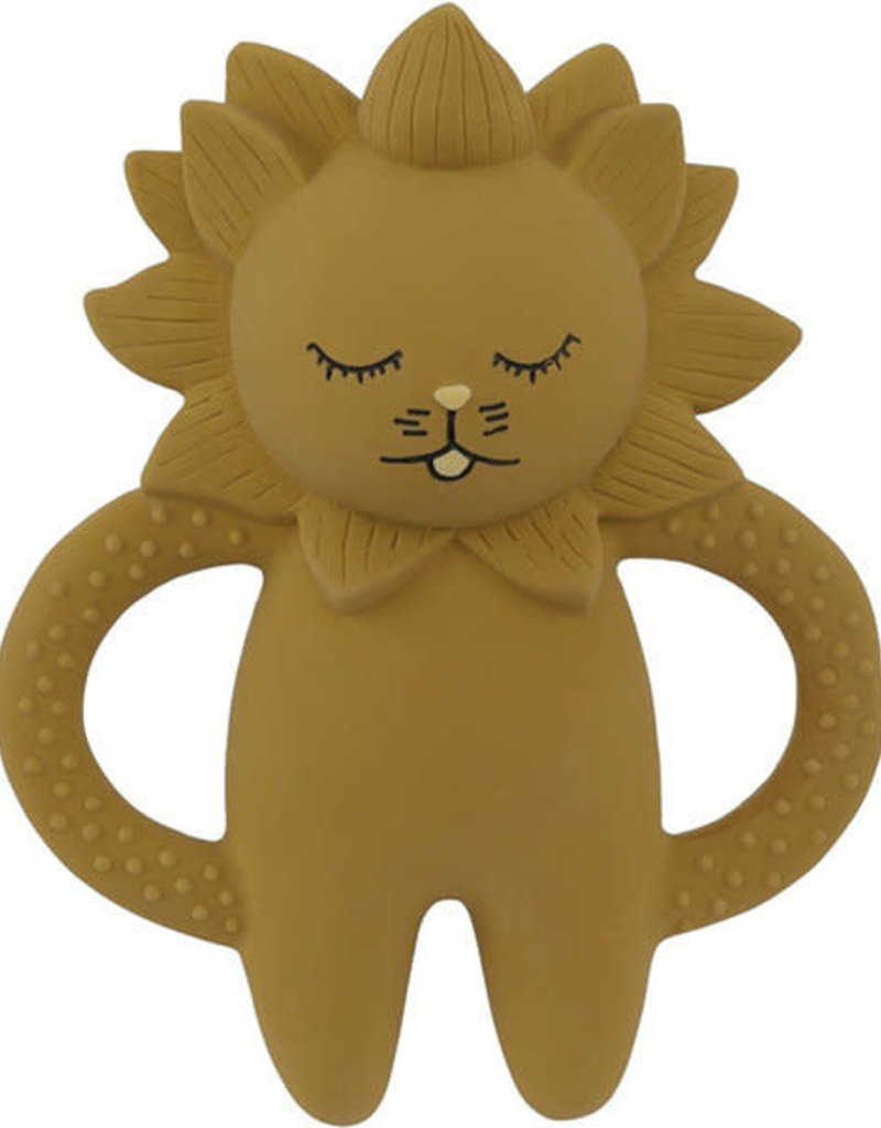Bijtring Lion mustard