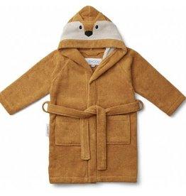 Liewood Lily bathrobe fox 3/4Y