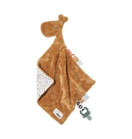 Done by Deer Comfort blanket Raffi Mustard