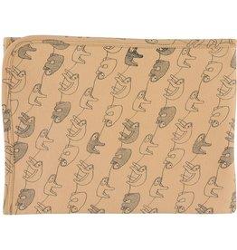 Trixie Blanket | 75 x 100 cm Silly Sloth