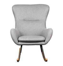 Quax Rocking Chair Adult - Basic - Soft Grey