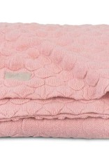 Jollein Deken 75x100cm Fancy knit blush pink