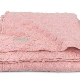 Jollein Deken 75x100cm Fancy knit blush pink